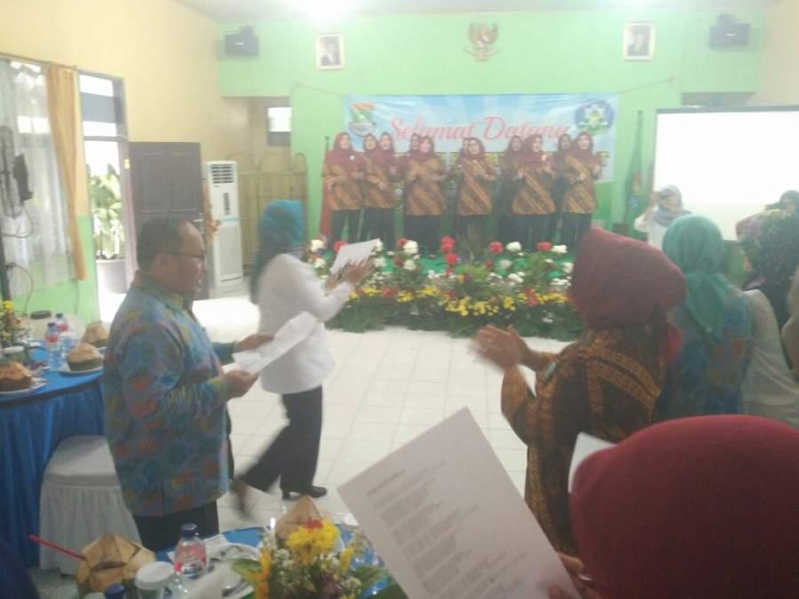 Tim Penilai Dari Kementrian Kesehatan Kunjungi Kecamatan Panongan