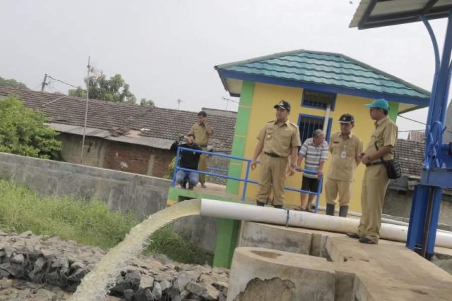 Pemkot Tangerang Serius Tanggulangi Banjir