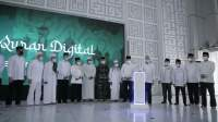 PEMERINTAH KOTA LAUNCHING MUSHAF AL-QURAN DIGITAL